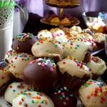 Detaliu cupcakes