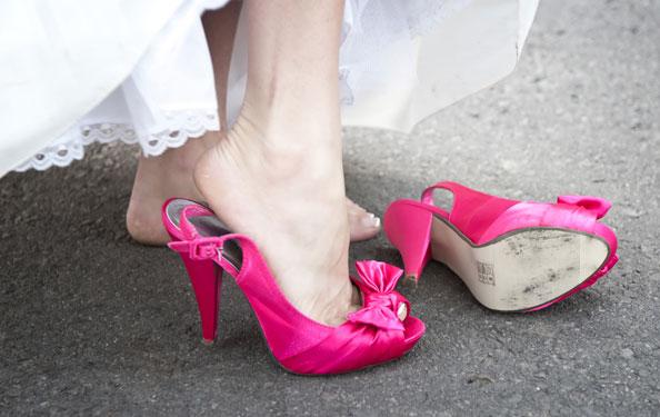 Alege Pantofi De Mireasa Colorati Wedtheme By Delia Valahe